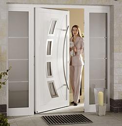 Hormann Entrance Doorsets - Garage Doors Online - Hormann Doors UK