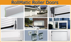 Rollmatic roller door from Hormann doors