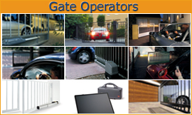 hormann electric gate operators and accessories