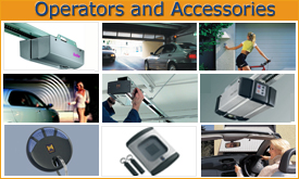Hormann garage door remote control operators