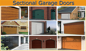 Hormann sectional garage doors and electric operators